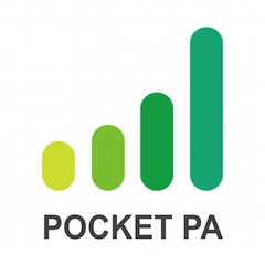 Pocket PA Logo